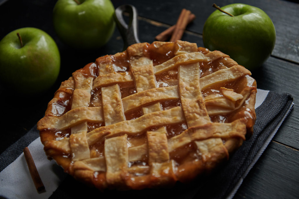Homemade Apple Pie - 2019